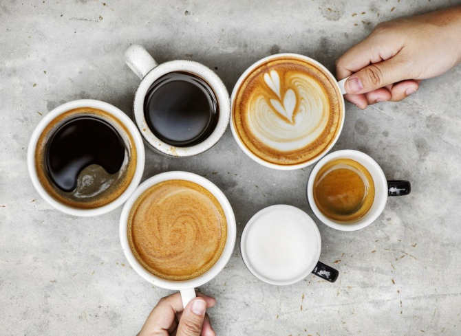 reduce pierderea în greutate a cofeinei)