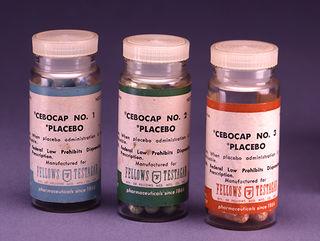 arzător de grăsime placebo