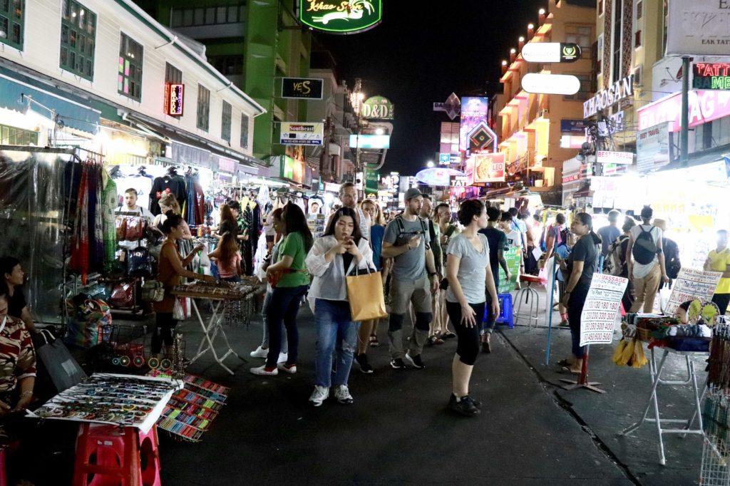 pierdeți în greutate în Bangkok)