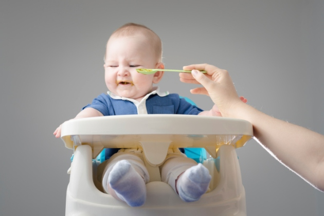 scăderea în greutate a copilului