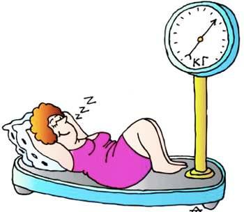 slăbește culcat