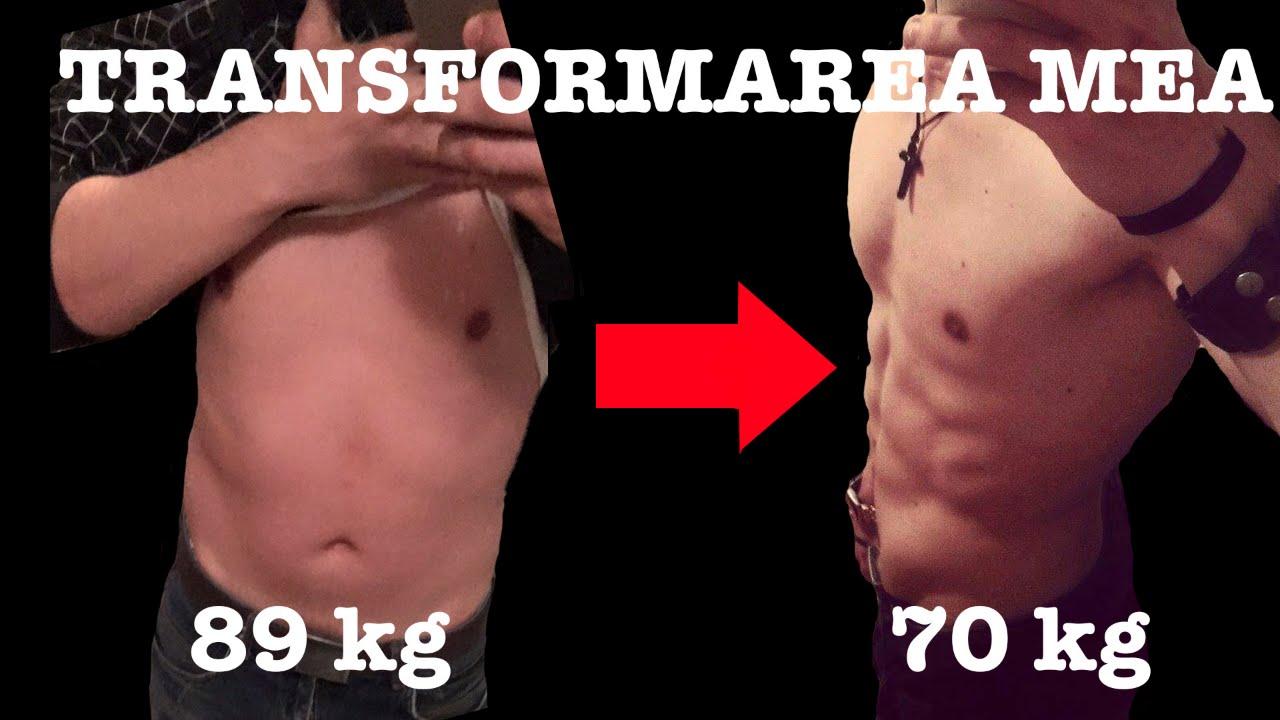 slabire 20 de kilograme