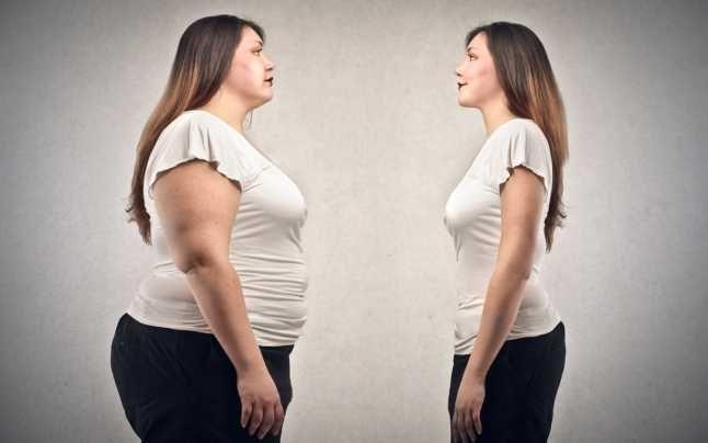 Pierdere în greutate de 34 kg)