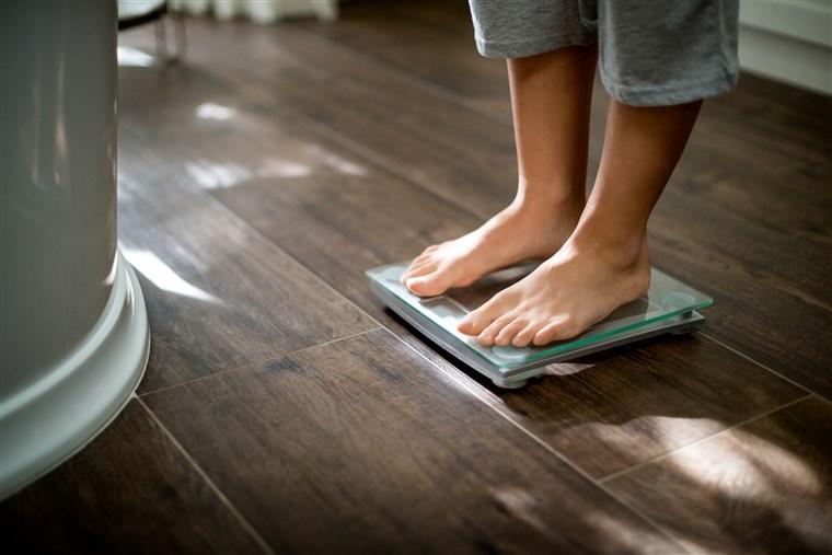 pictograma de pierdere în greutate