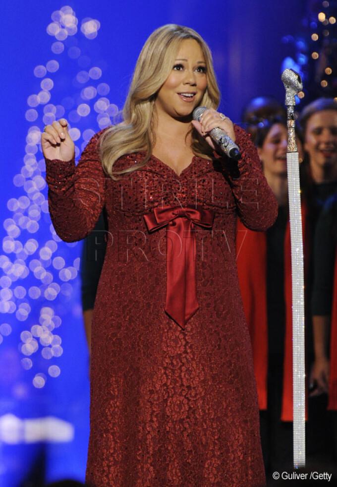 Mariah Carey, de neoprit! Diva continua sa ia in greutate