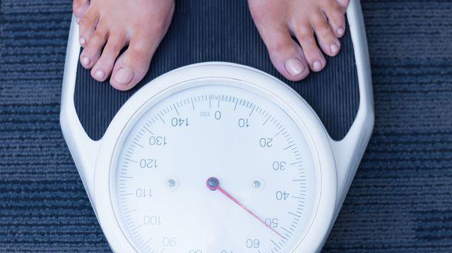 perioada târzie și pierderea în greutate