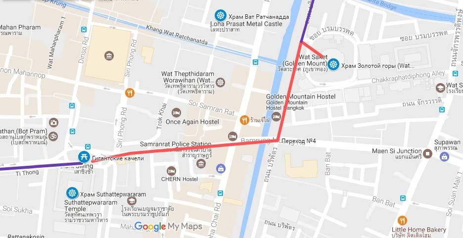 pierdeți în greutate în Bangkok