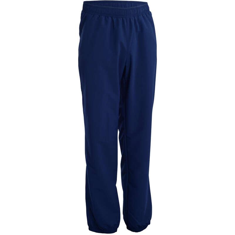 Pantalon fitness cardio bleumarin 500 barbati