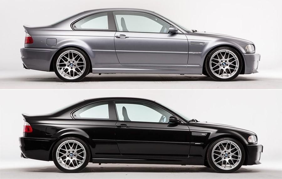 Specificațiile tehnice ale tuturor generațiilor de BMW M3