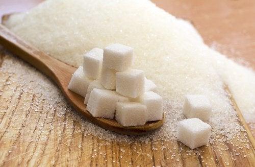 pierdere în greutate zahăr rafinat
