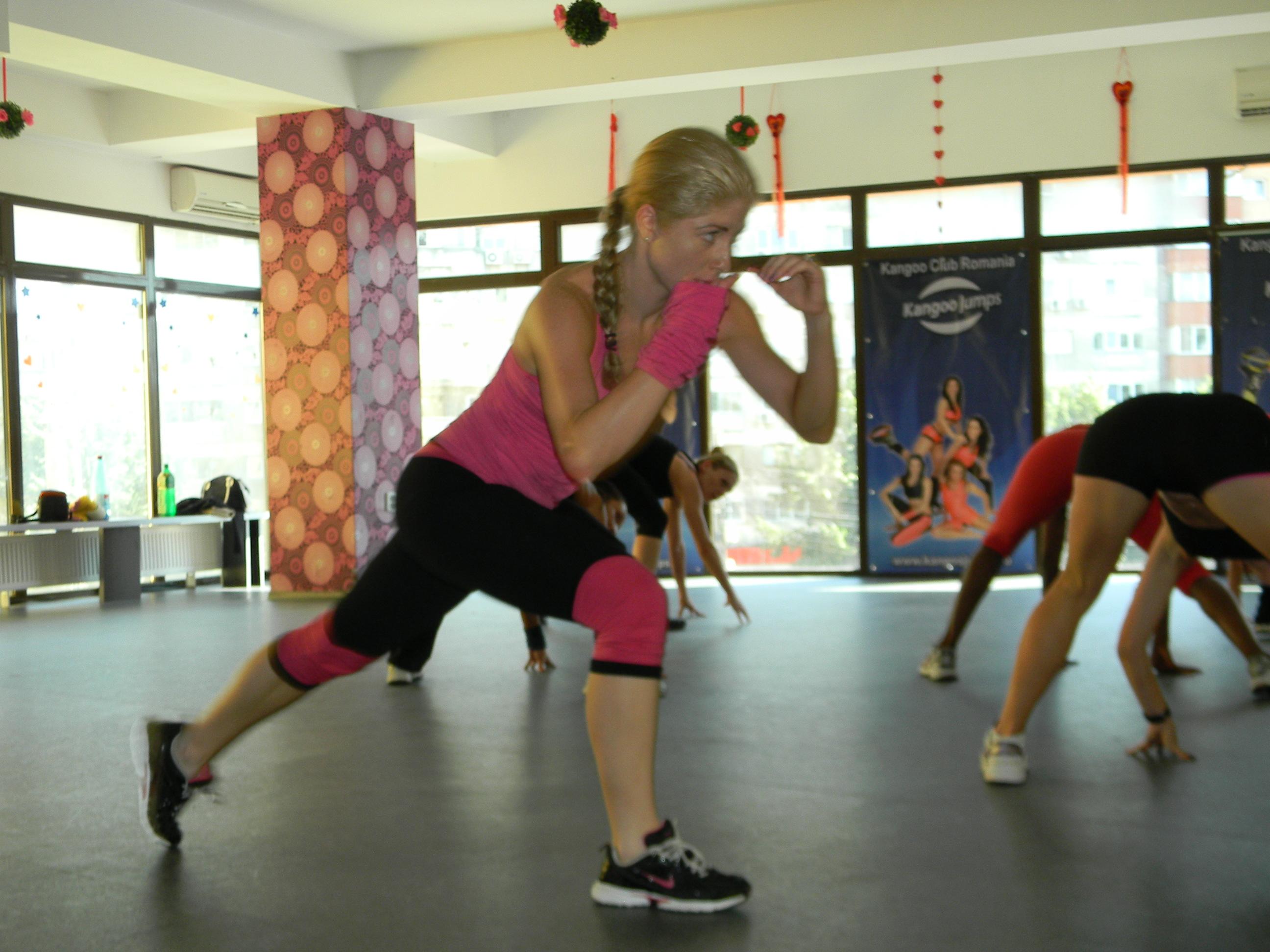 pierderea în greutate capoeira