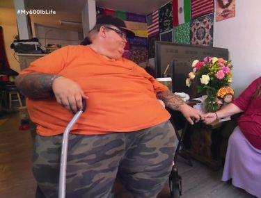A slăbit kilograme într-un an după ce medicii i-au spus că este pe moarte - IMPACT