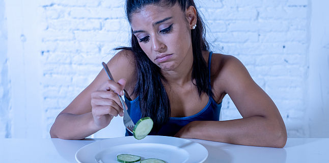 Simptome de apetit pentru pierderea în greutate)