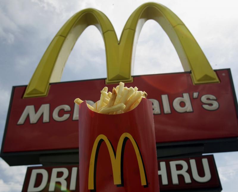 scăderea în greutate a mcdonalds