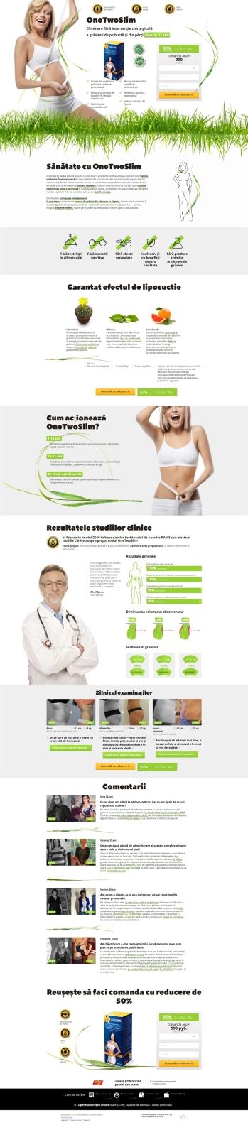 Rezultatele scăderii în greutate de o lună)