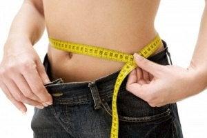 Pierdere în greutate masculină de vârstă mijlocie)