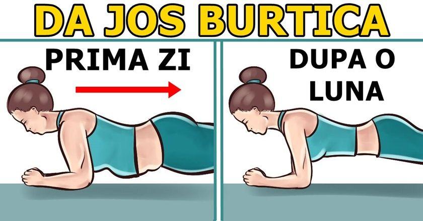 cum să-ți slăbești corpul inferior