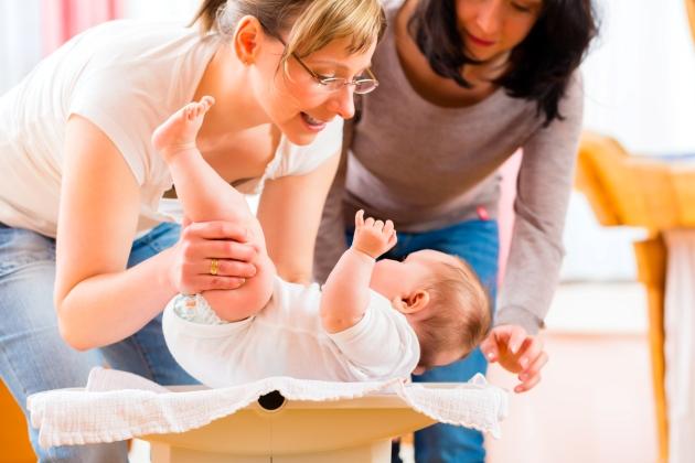 Cresterea in greutate a copilului