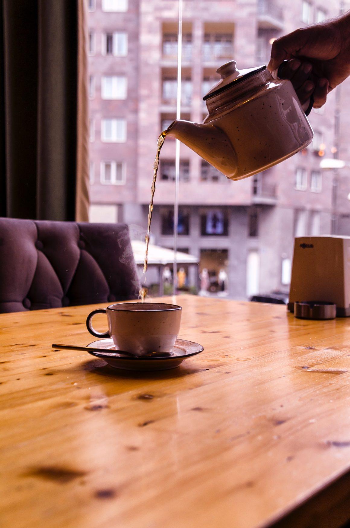 pierderea în greutate predomină cafeaua