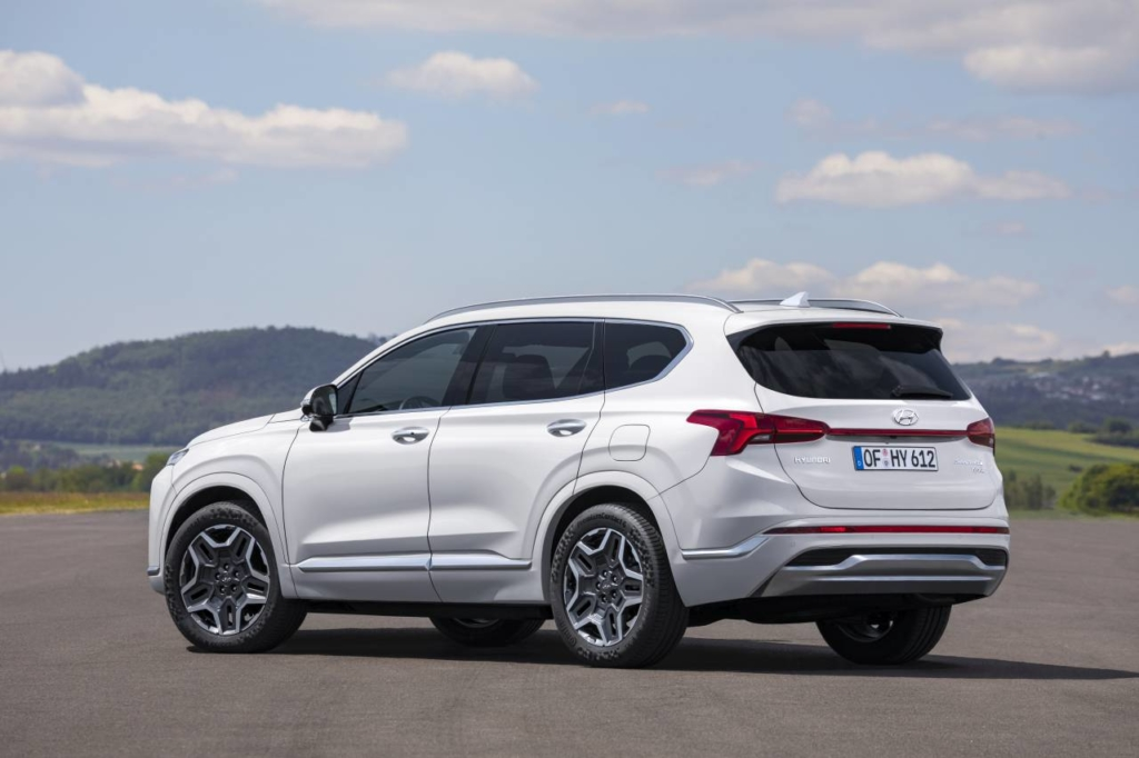 Test drive Hyundai Santa Fe | alegsatraiesc.ro - Site-ul lumii auto din Moldova