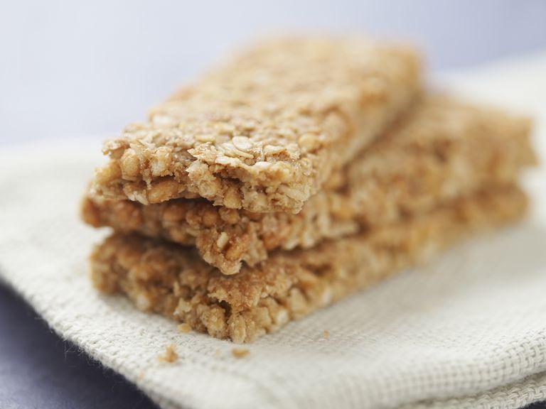 cum se fac bare de granola pentru pierderea in greutate
