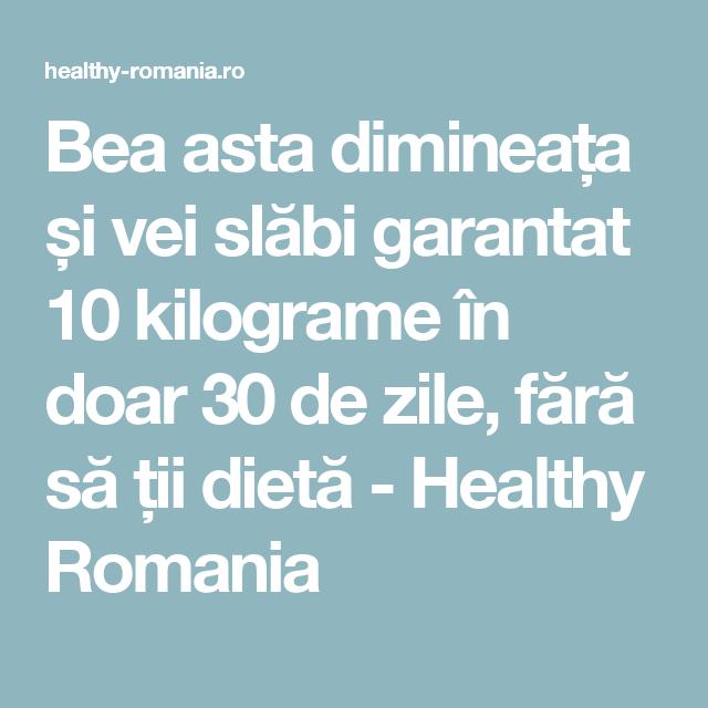 30 kilograme pierdere în greutate în 10 săptămâni)