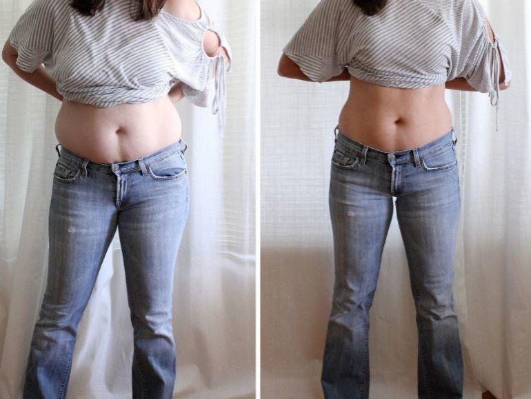 slabire 10 kilograme in 2 saptamani)