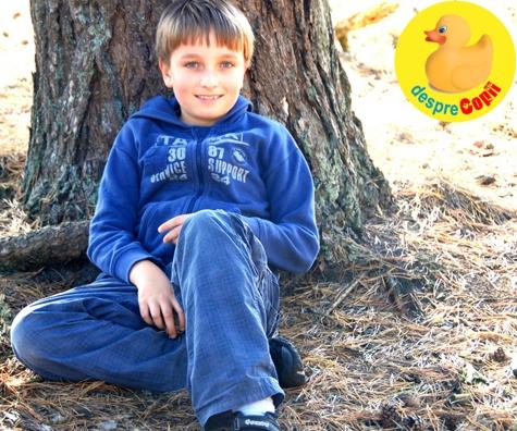 Pierderea în greutate a băiatului de 10 ani