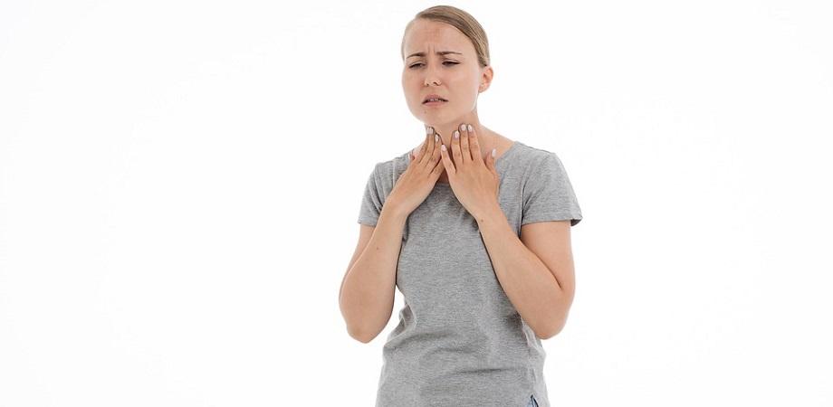 Ce este o forfotă în gât