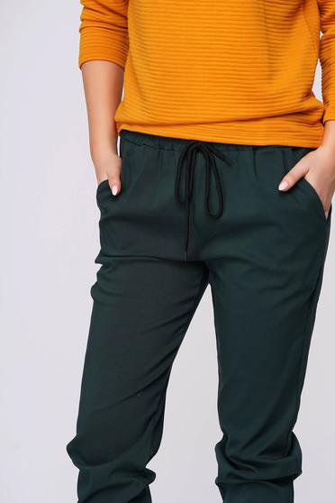 pantalon subtire pentru corp