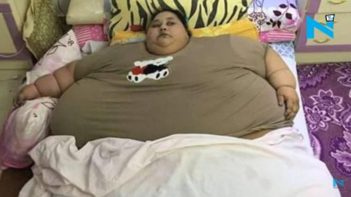 cea mai grea femeie din lume pierde în greutate
