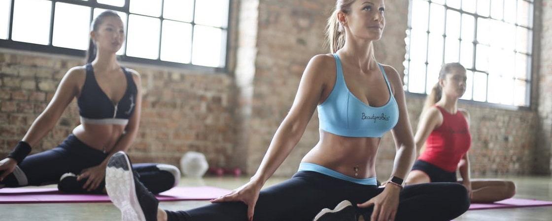 Exerciții pentru slăbit – Slăbește rapid din 5 mișcări!