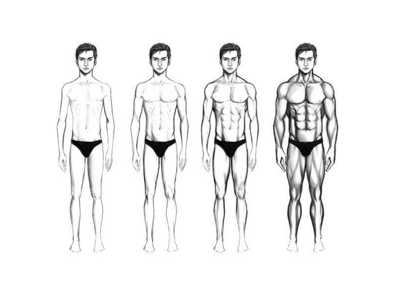 tot corpul slab)