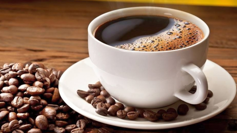 băutură de cafea pentru a slăbi