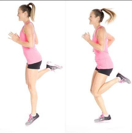 face sărituri bune pentru pierderea în greutate
