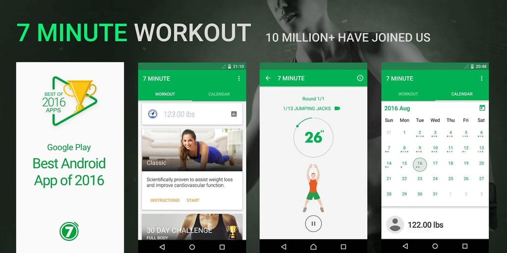 cele mai bune aplicații pentru a pierde în greutate acasă)