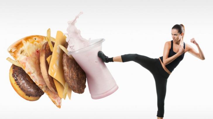 Cum să slăbești 10 kilograme în 8 săptămâni. Carmen Brumă a dezvăluit secretul ei