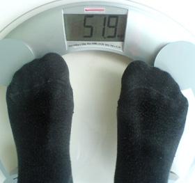 Pierde în greutate de 10 kg pentru iarna