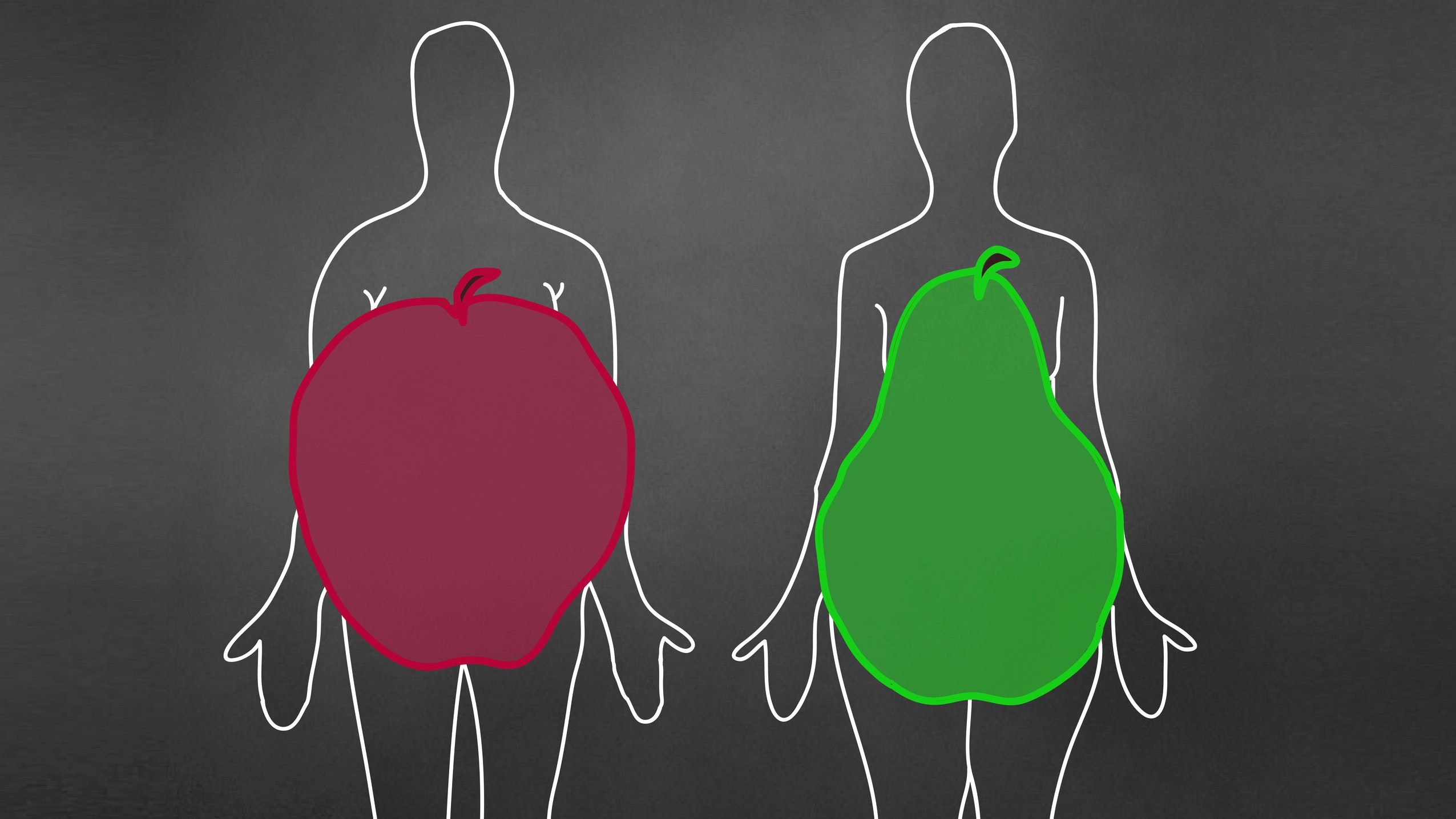 pierderea în greutate depinde de tipul de corp)