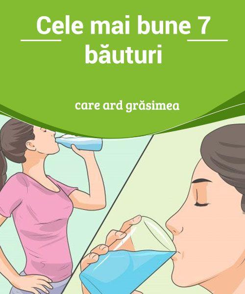 băuturi care pot ajuta la pierderea în greutate)