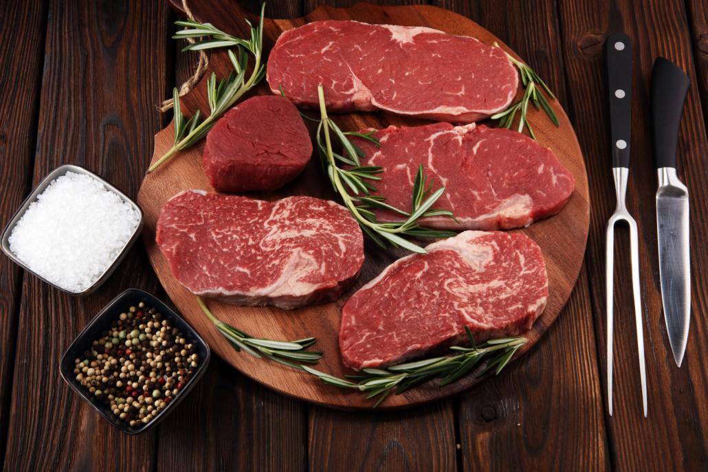 carnea de vită scoate grăsimea)
