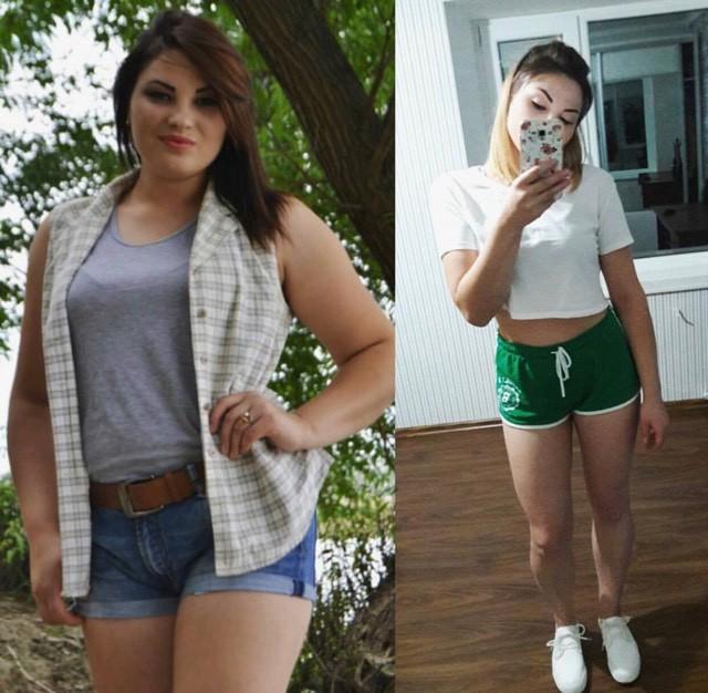 pierde 35 de kilograme de grăsime)