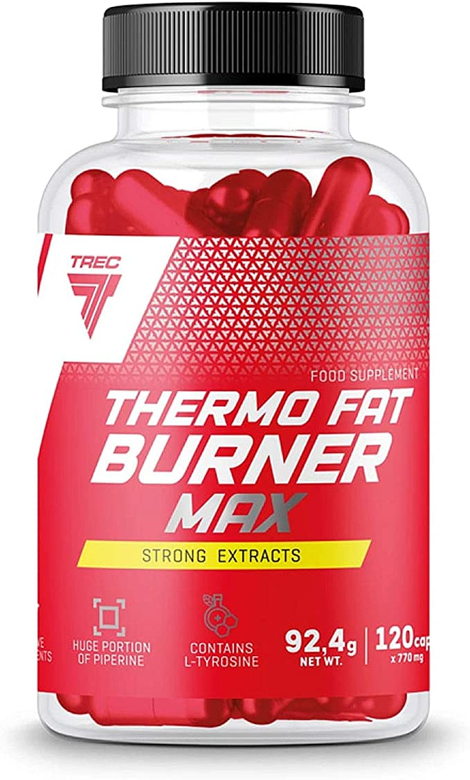 TREC Nutrition Thermo Fat Burner Max caps Lista de preturi - cel mai mic pret