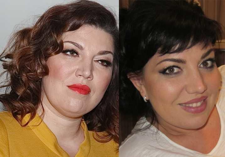 scădere în greutate femelă tânără