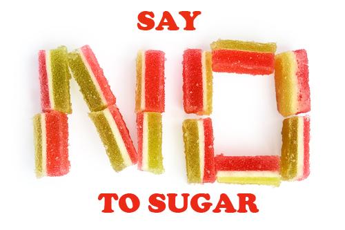 Am renunțat la zahăr, dar nu pierdere în greutate)