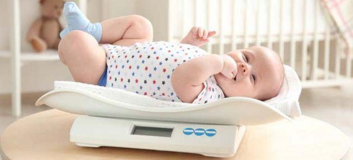 Stagnarea in greutate a bebelusului