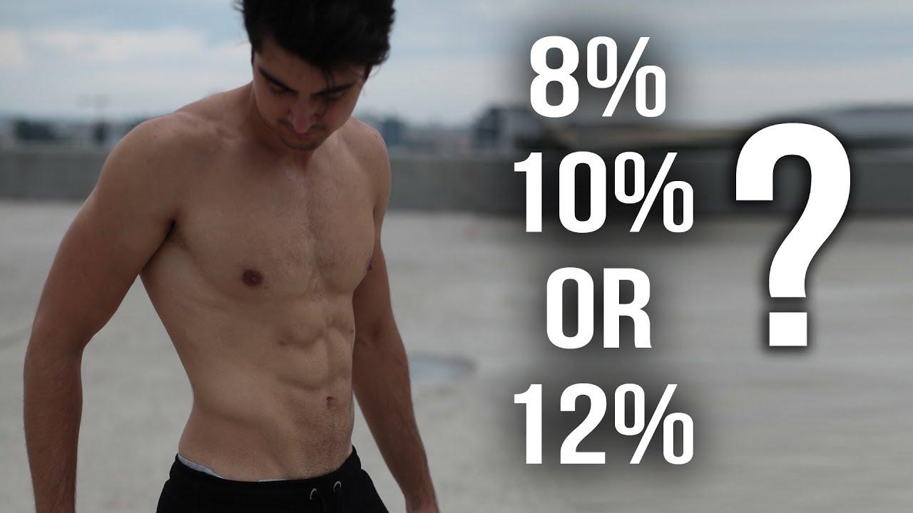 cum să pierzi 6 la sută grăsime corporală