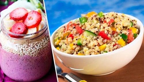 pierdere în greutate quinoa