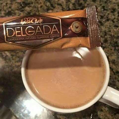 delgada slăbind cafea)
