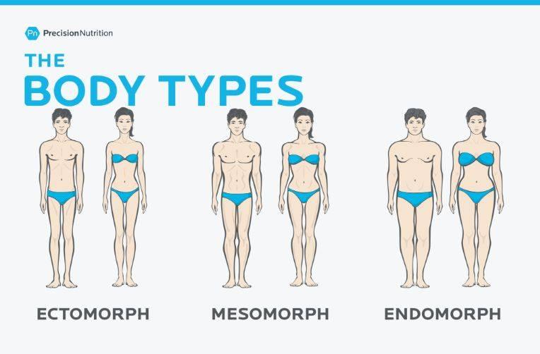 3 tipuri de corp pentru pierderea in greutate)